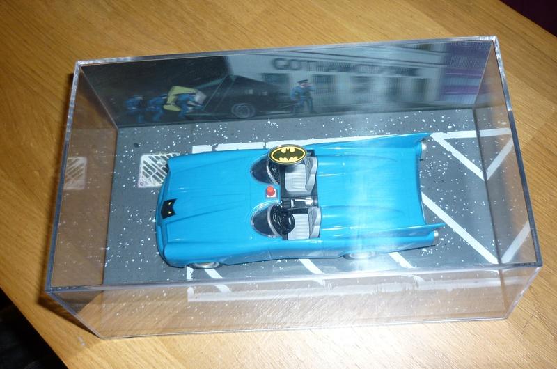 voitures de collection Batman Eaglemoss + blu ray steelbooks et autres collectors - Page 4 P1050012