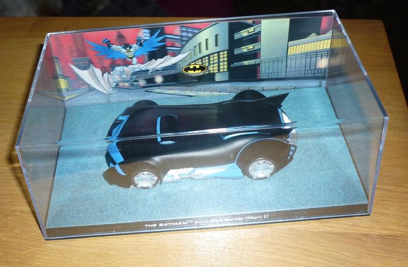 voitures de collection Batman Eaglemoss + blu ray steelbooks et autres collectors - Page 4 P1050017