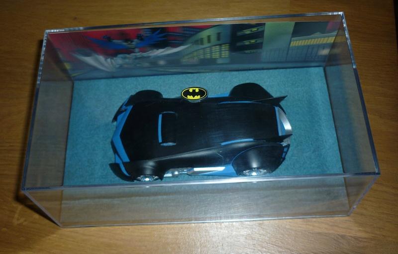 voitures de collection Batman Eaglemoss + blu ray steelbooks et autres collectors - Page 4 P1050018