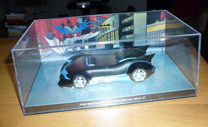 voitures de collection Batman Eaglemoss + blu ray steelbooks et autres collectors - Page 4 P1050019