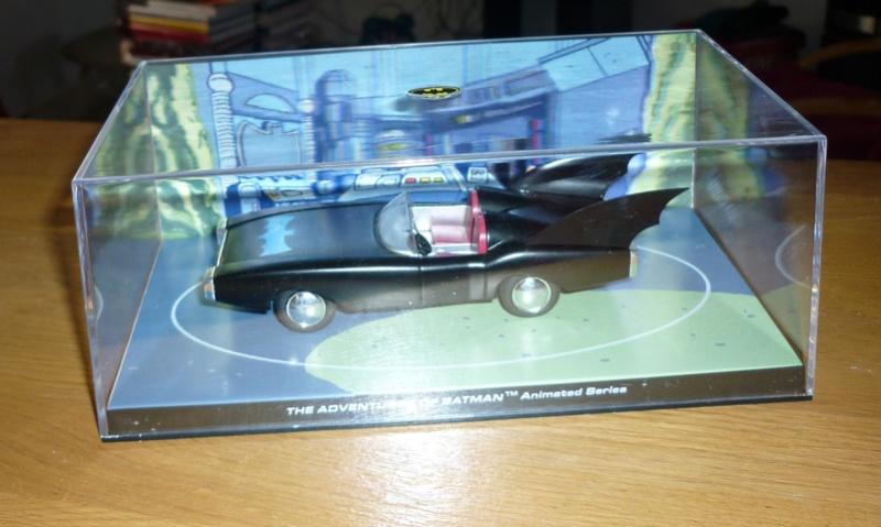 voitures de collection Batman Eaglemoss + blu ray steelbooks et autres collectors - Page 4 P1050021