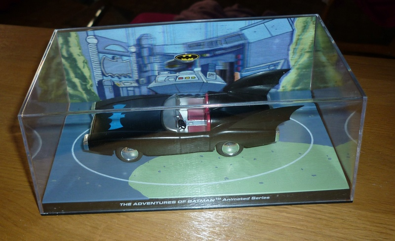 voitures de collection Batman Eaglemoss + blu ray steelbooks et autres collectors - Page 4 P1050022