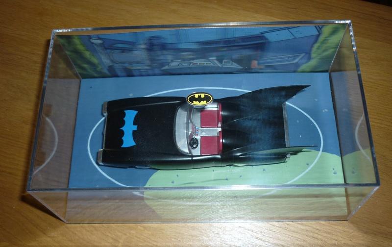 voitures de collection Batman Eaglemoss + blu ray steelbooks et autres collectors - Page 4 P1050023