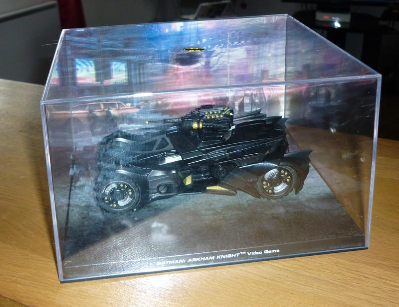 voitures de collection Batman Eaglemoss + blu ray steelbooks et autres collectors - Page 4 P1050026