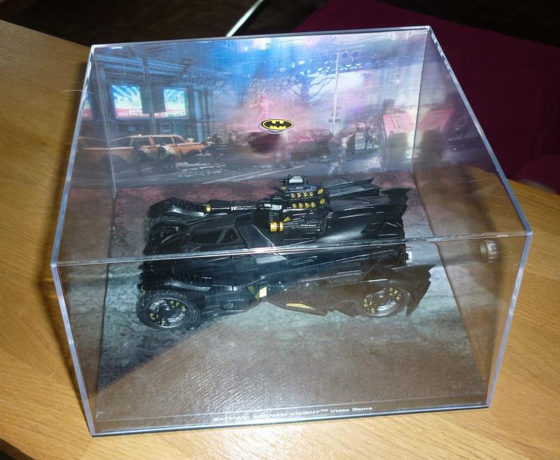 voitures de collection Batman Eaglemoss + blu ray steelbooks et autres collectors - Page 4 P1050027