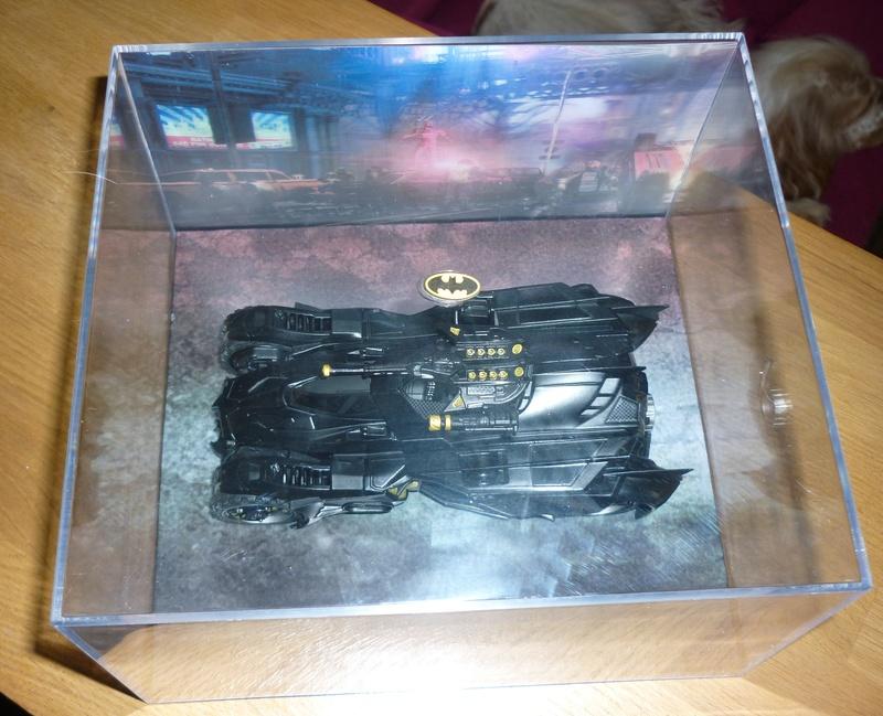 voitures de collection Batman Eaglemoss + blu ray steelbooks et autres collectors - Page 4 P1050028