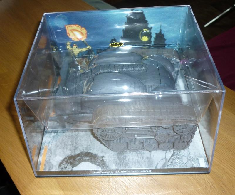 voitures de collection Batman Eaglemoss + blu ray steelbooks et autres collectors - Page 4 P1050029
