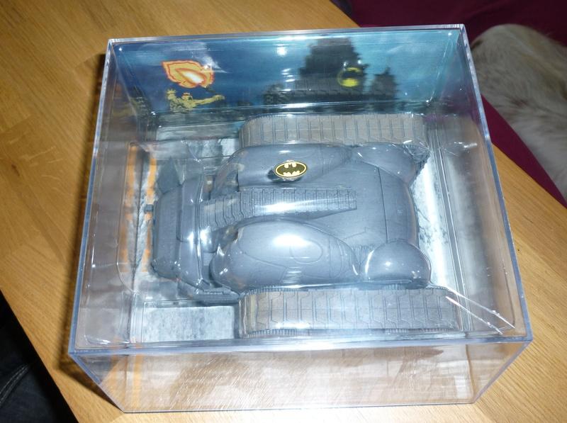 voitures de collection Batman Eaglemoss + blu ray steelbooks et autres collectors - Page 4 P1050031