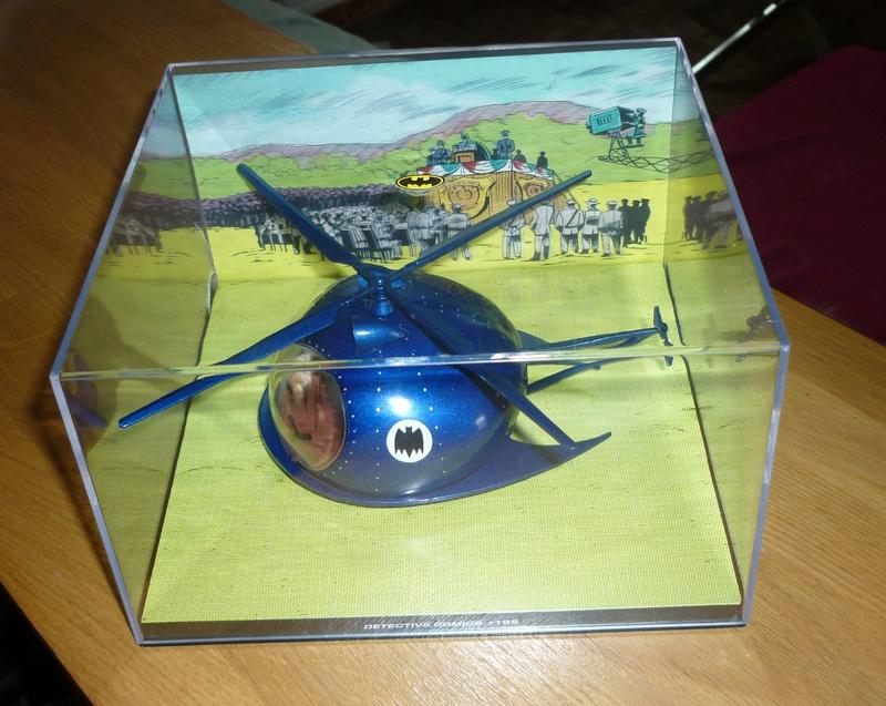 voitures de collection Batman Eaglemoss + blu ray steelbooks et autres collectors - Page 4 P1050033