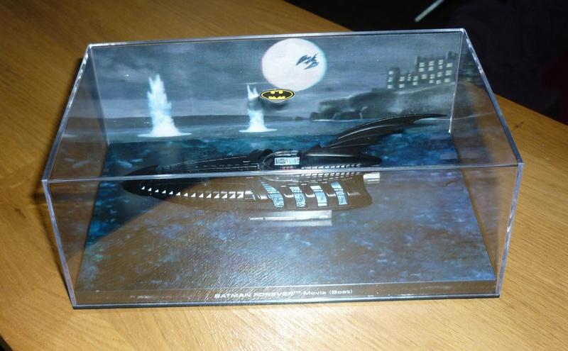 voitures de collection Batman Eaglemoss + blu ray steelbooks et autres collectors - Page 4 P1050035