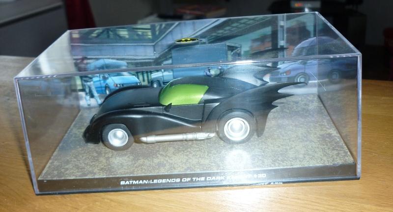 voitures de collection Batman Eaglemoss + blu ray steelbooks et autres collectors - Page 4 P1050049
