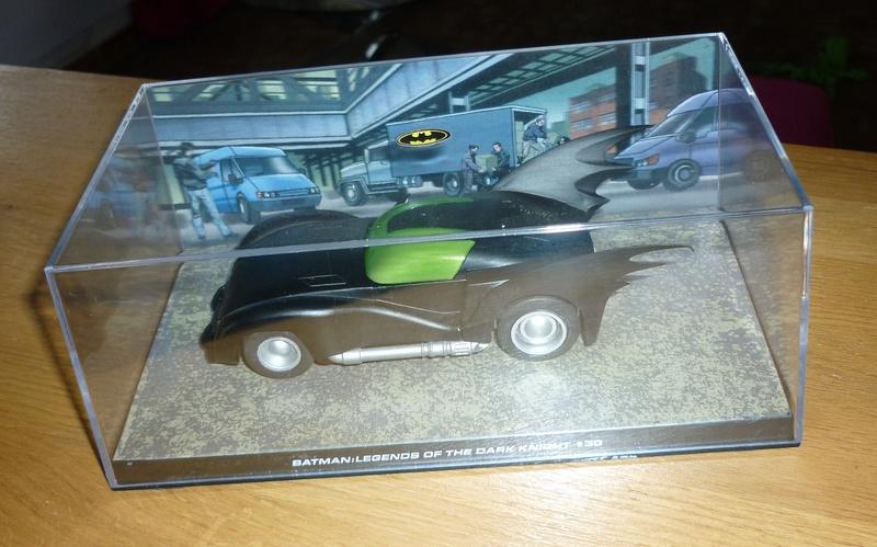 voitures de collection Batman Eaglemoss + blu ray steelbooks et autres collectors - Page 4 P1050050