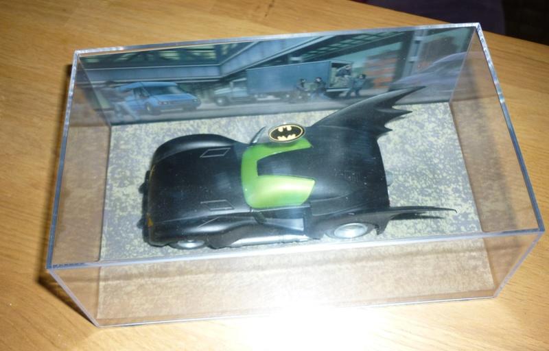 voitures de collection Batman Eaglemoss + blu ray steelbooks et autres collectors - Page 4 P1050051