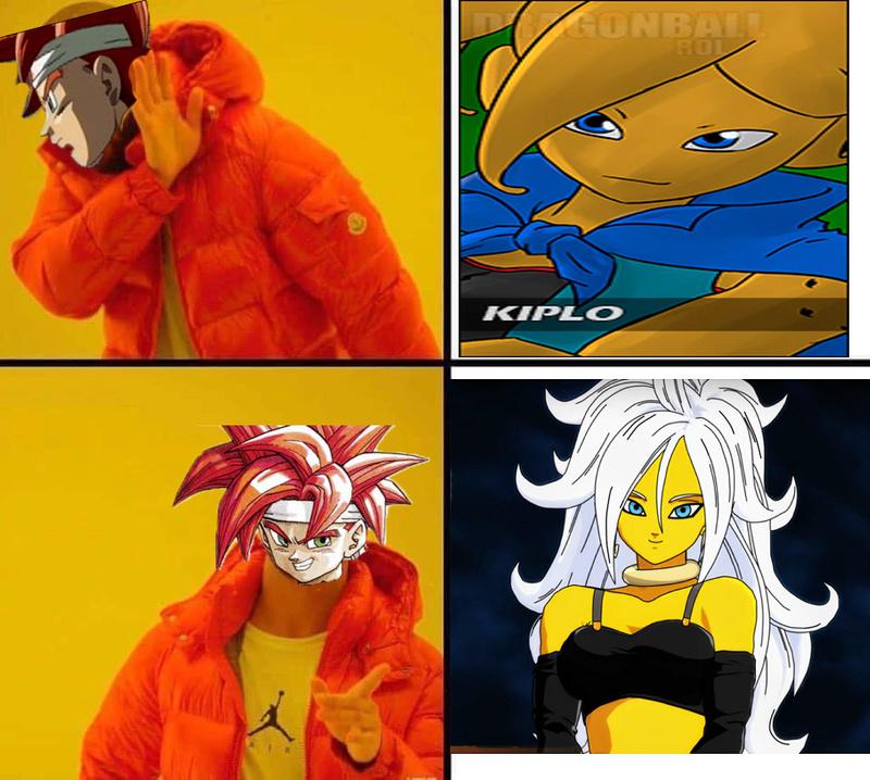 ¡Memes de Dragon Ball Rol! Chrono10