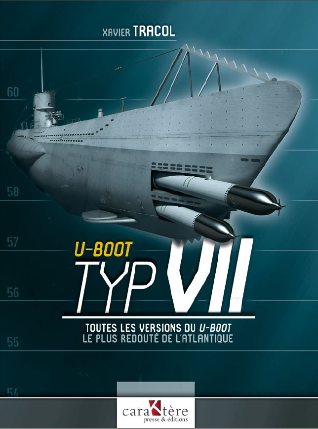 [LIVRE] U-Boot Typ VII Couv_t10