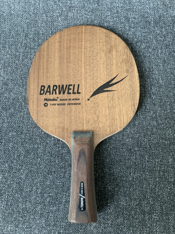 Nittaku Barwell concave 55€ - baisse de prix Photo_17