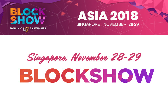 BlockShow Asia  Blocks10