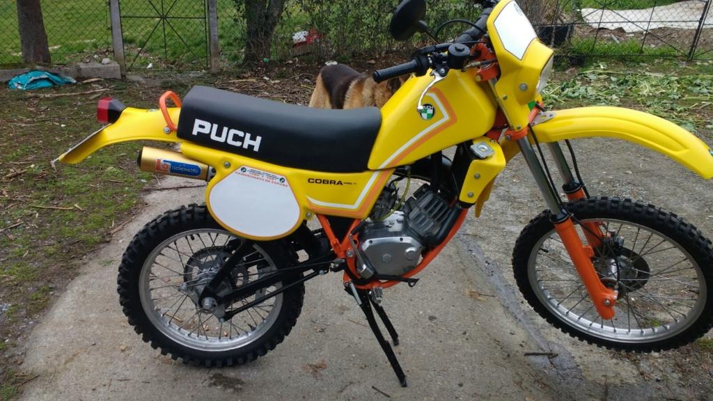 Vendo Puch Cobra Agua M82 D6520910