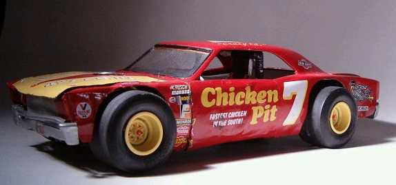 "Ford T-Bird ""CHICKEN PIT"" du Film Stroker Ace avec Burt Reynolds 36f5af10"