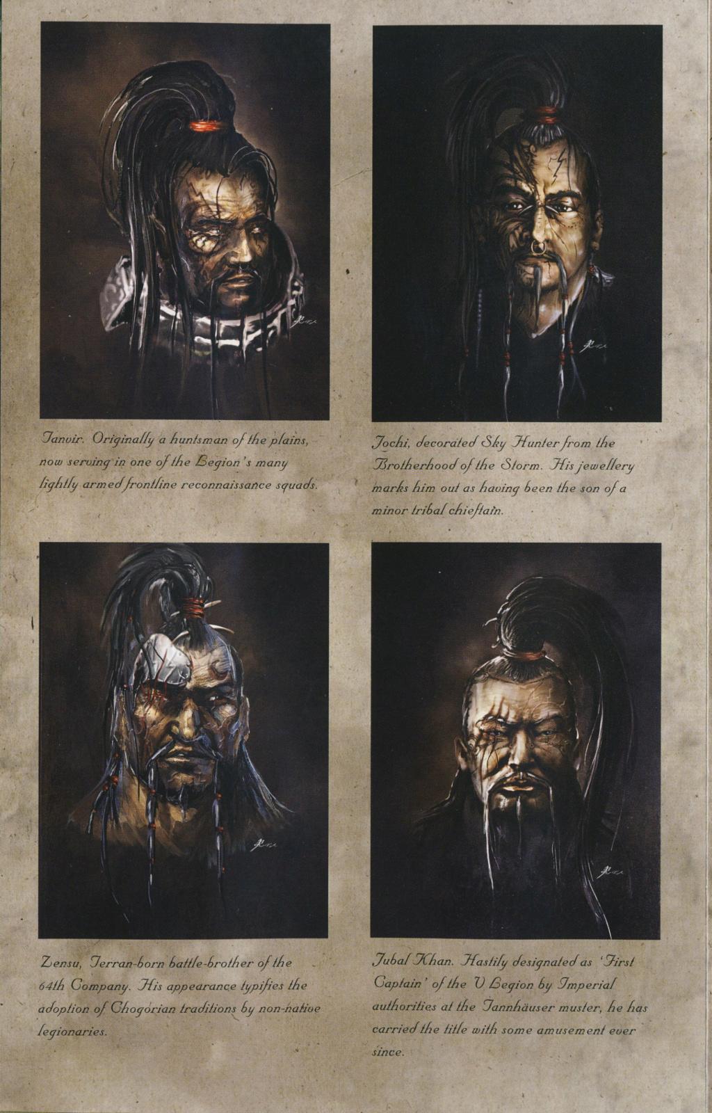 [W30K] Collections d'images : l'Hérésie d'Horus - Généralités et divers - Page 9 Bots310