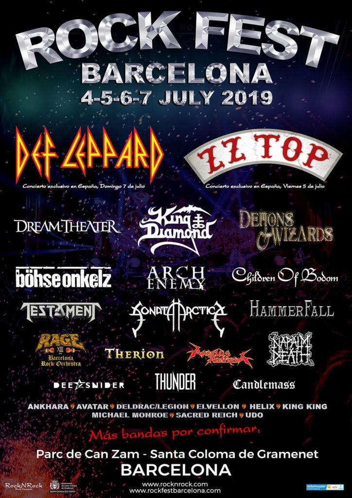 ROCK FEST BCN 2019 - Página 3 Poster10