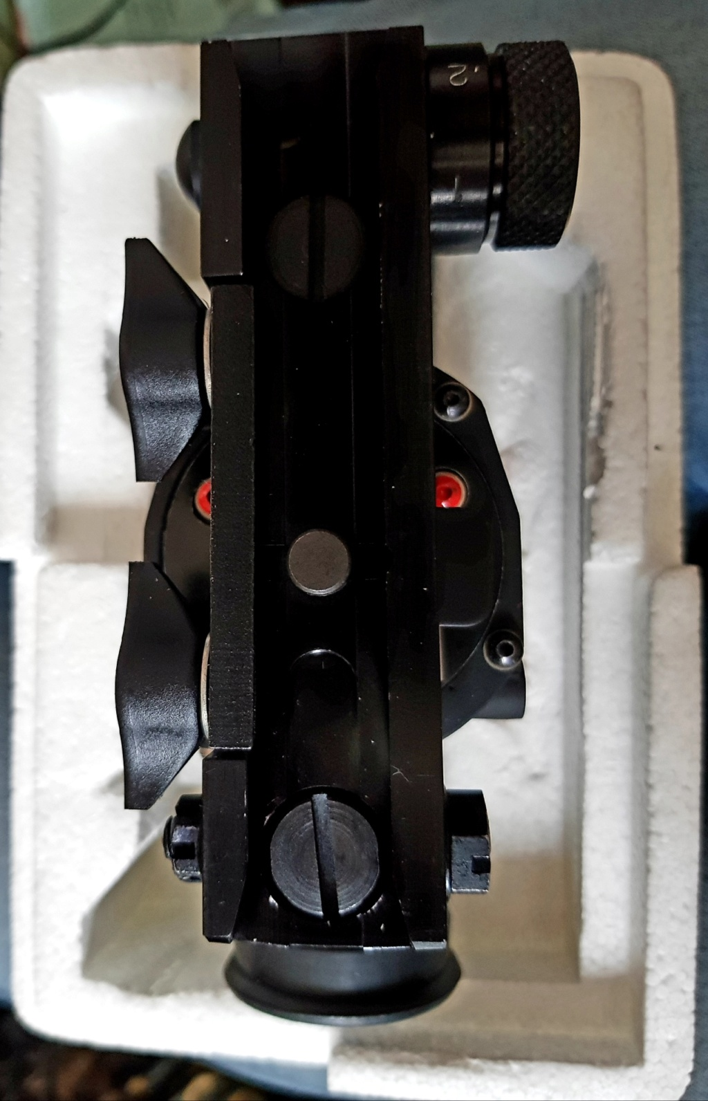 SUSAT Scope with Muller mount, 'new old stock' new and unused! Susat_15