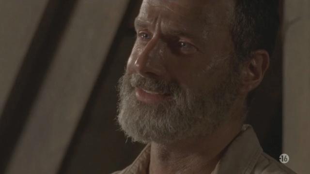"[Chaîne] Nouvelle vidéo : The Walking Dead ""Keep up together, and whisper"" Rick110"