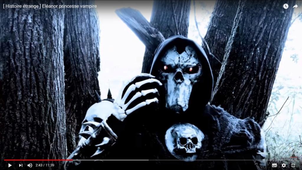 [Chaîne] Ghostunivers chaîne sur le paranormal Screen10
