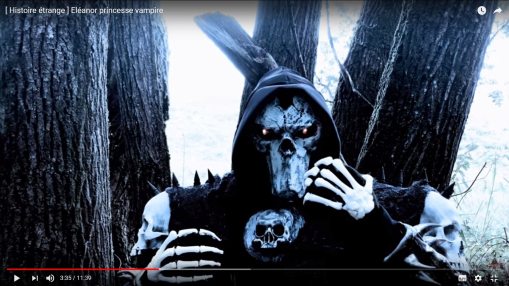 [Chaîne] Ghostunivers chaîne sur le paranormal Screen11