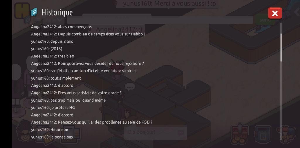 Rapport d'interview 03 Screen25