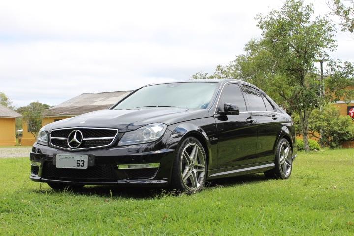 W204 - C63 AMG 2013 R$ 209.900,00 (VENDIDO) Img_1718