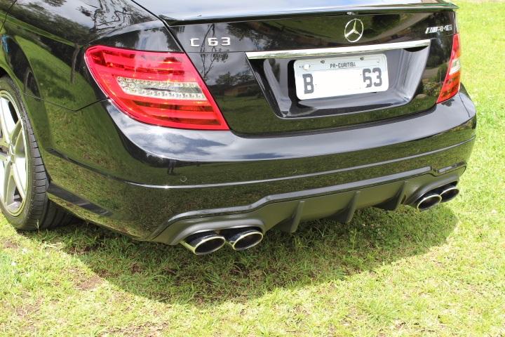 W204 - C63 AMG 2013 R$ 209.900,00 (VENDIDO) Img_1720