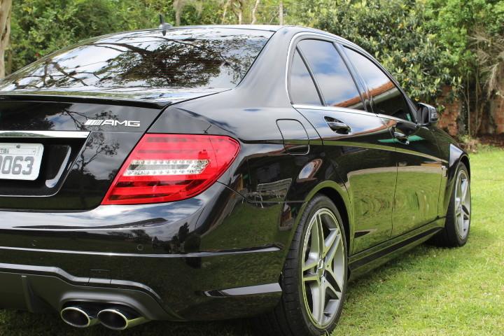 W204 - C63 AMG 2013 R$ 209.900,00 (VENDIDO) Img_1730