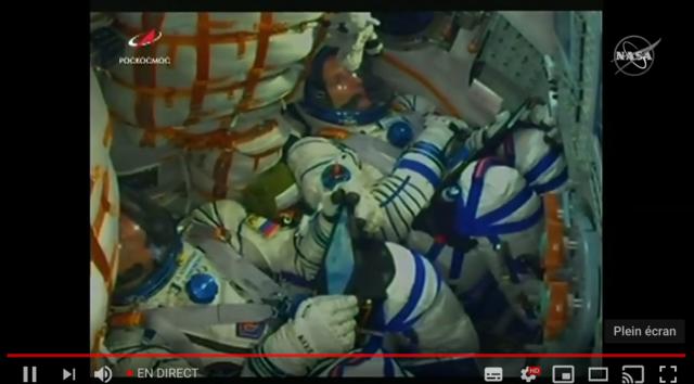 l'histoire du programme spatial soviétique Gnome-15