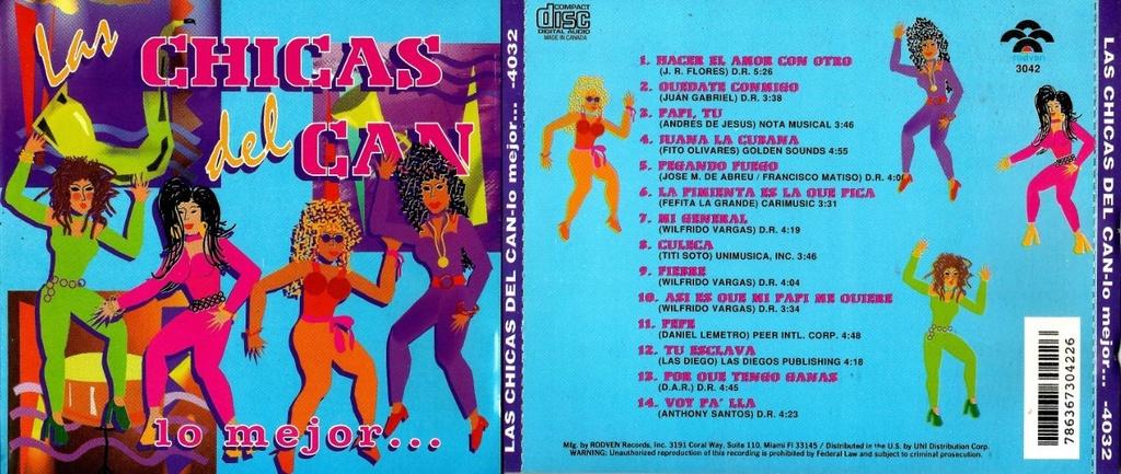 LAS CHICAS DEL CAN - LO MEJOR (1993) Las_ch11