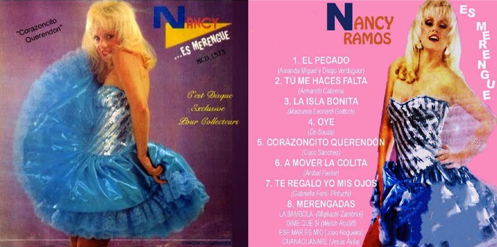 NANCY RAMOS - ES MERENGUE (1987) Nancy_10