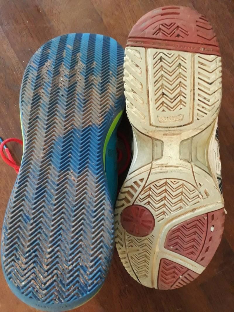 Quali scarpe sono più adatte alla terra e quali alle altre superfici? Whatsa10