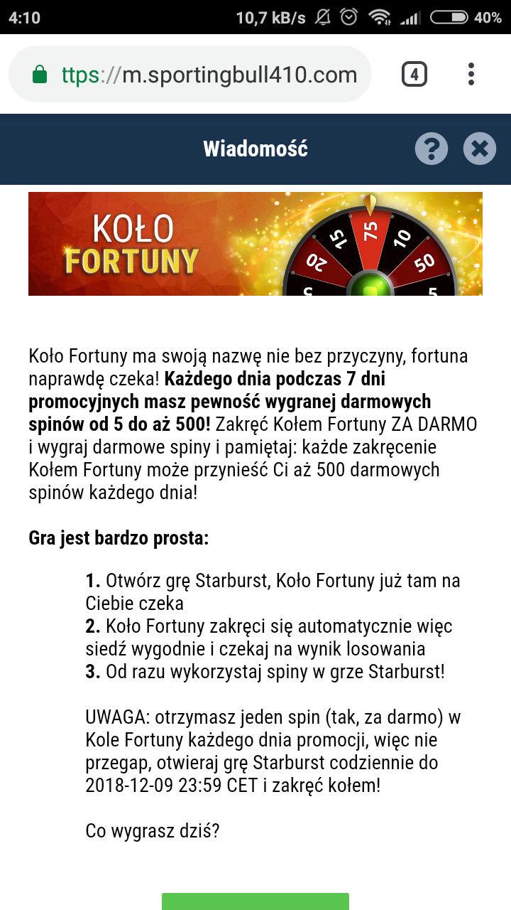 Sportingbet / Sportingbull - darmowe bonusy - Page 20 Screen10