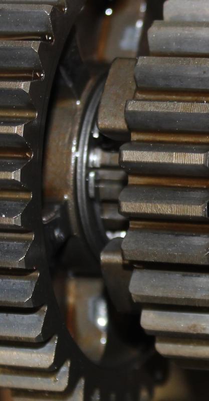 Montage de deux 500 CB pour la Vitesse en Moto Ancienne - Page 5 Detail10