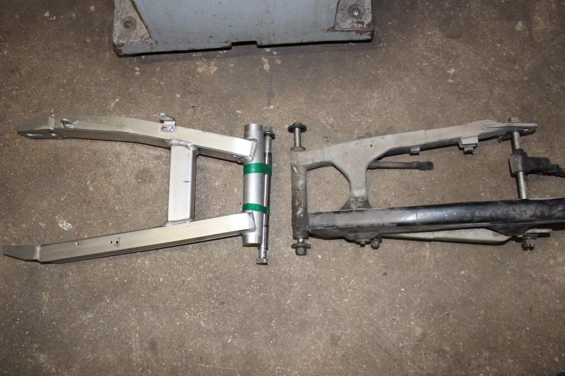 Bras oscillant de 850 TRX adapté pour une 350 RD/LC Ph01_i13