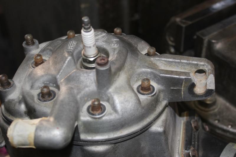 Réparation d'une patte de culasse cassée. Ph01_i39