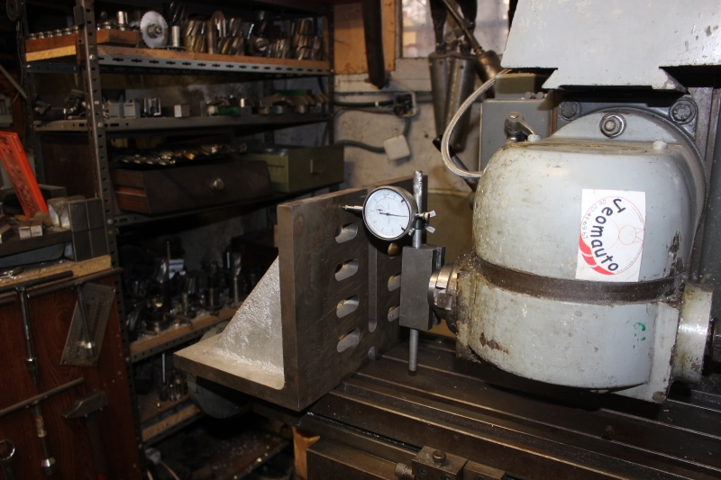 Bras oscillant de 850 TRX adapté pour une 350 RD/LC Ph02_i13