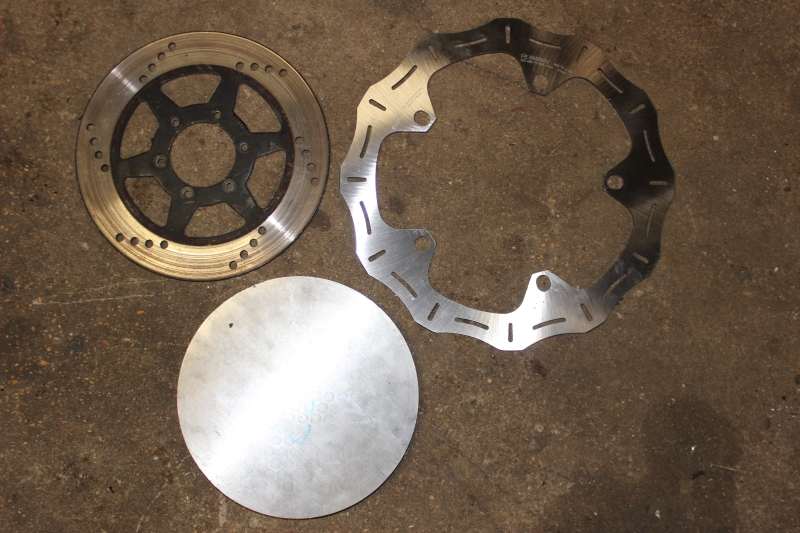 Solutions pour des disques de frein sur mesure. Ph03_i29