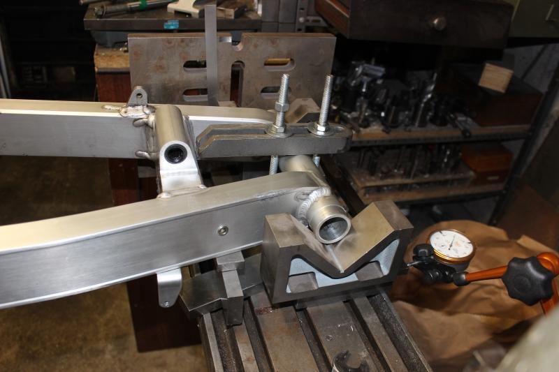 Bras oscillant de 850 TRX adapté pour une 350 RD/LC Ph04_i13