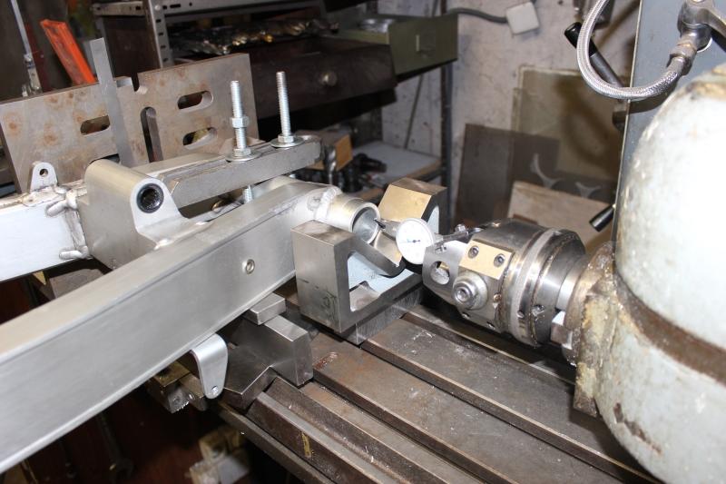 Bras oscillant de 850 TRX adapté pour une 350 RD/LC Ph05_i12