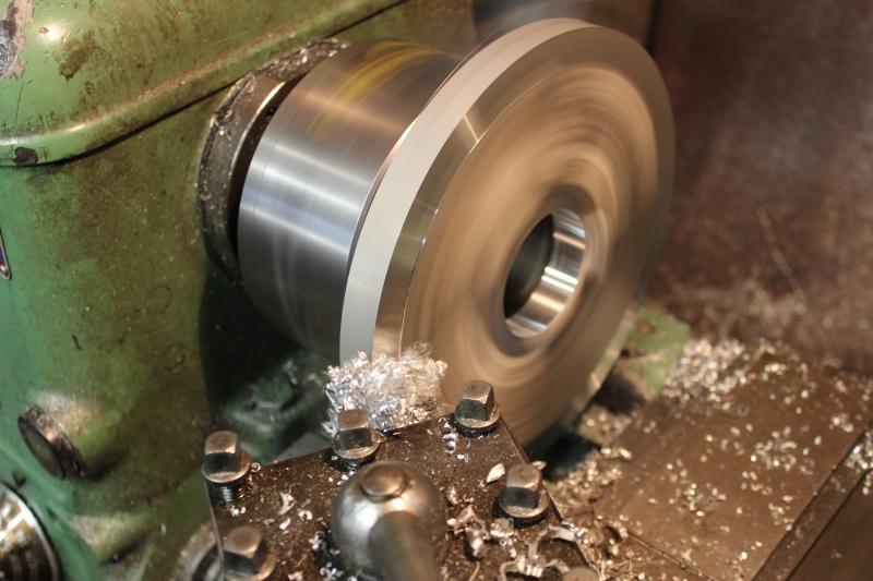 Solutions pour des disques de frein sur mesure. Ph06_i29