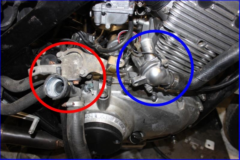 Montage de deux 500 CB pour la Vitesse en Moto Ancienne - Page 5 Ph07_i23