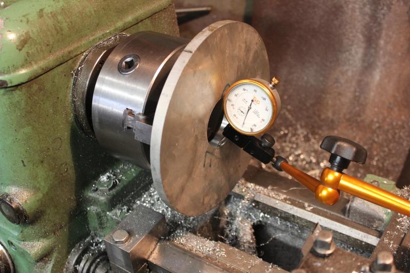 Solutions pour des disques de frein sur mesure. Ph07_i29