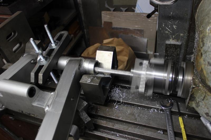 Bras oscillant de 850 TRX adapté pour une 350 RD/LC Ph08_i11