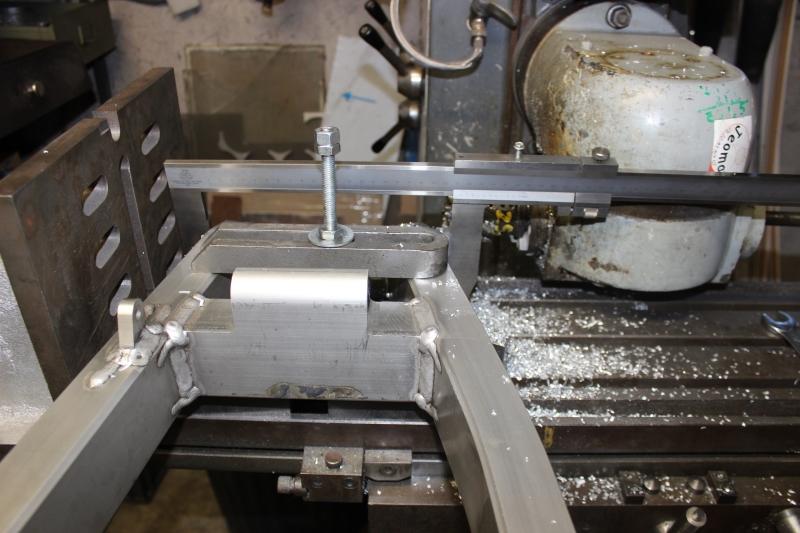 Bras oscillant de 850 TRX adapté pour une 350 RD/LC Ph11_i11